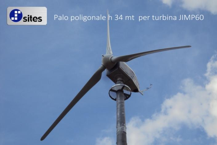 Torri per turbine eoliche Modugno