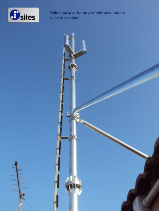 palina porta antenne
